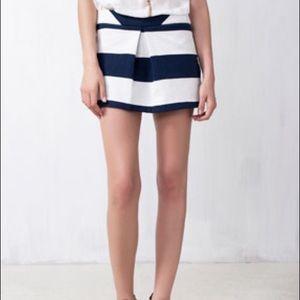 Pull and Bear Mini Skirt